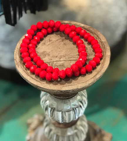 German Bead Bracelet