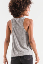 Tri-Blend Racer Tank Z Supply
