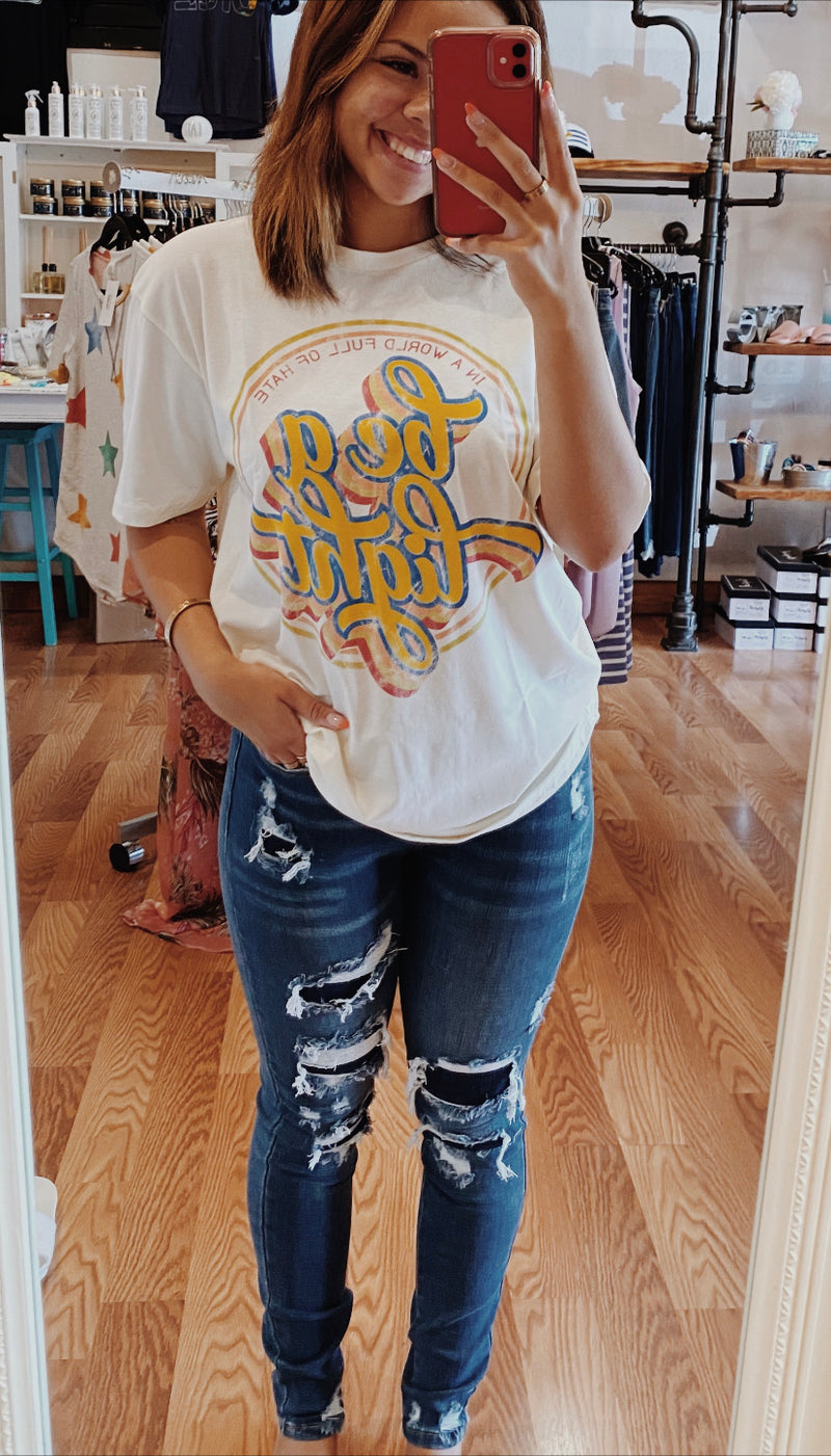 Dallas Patch Jeans