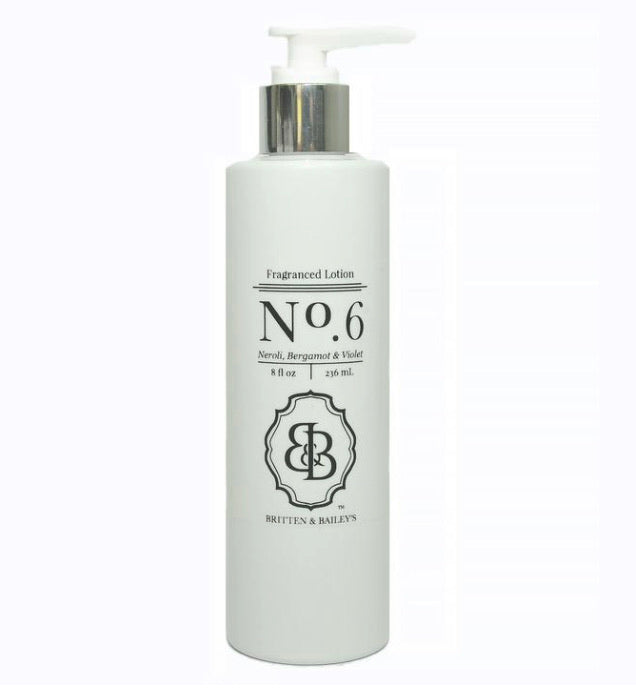 B&B Fragrance Lotion No.6