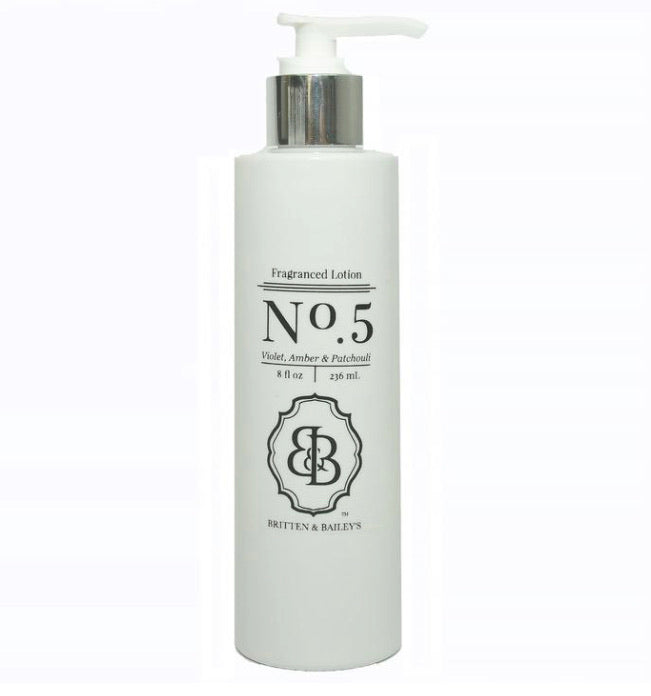 B&B Fragrance Lotion No.5