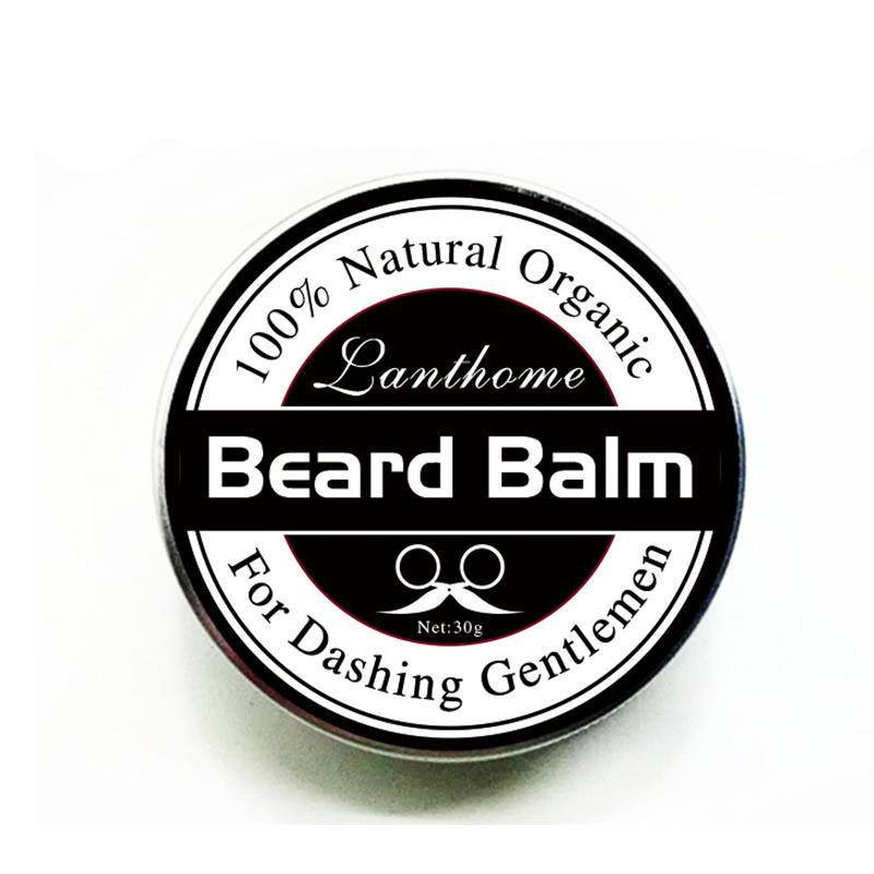 Beard Balm for Styling and Smoothing