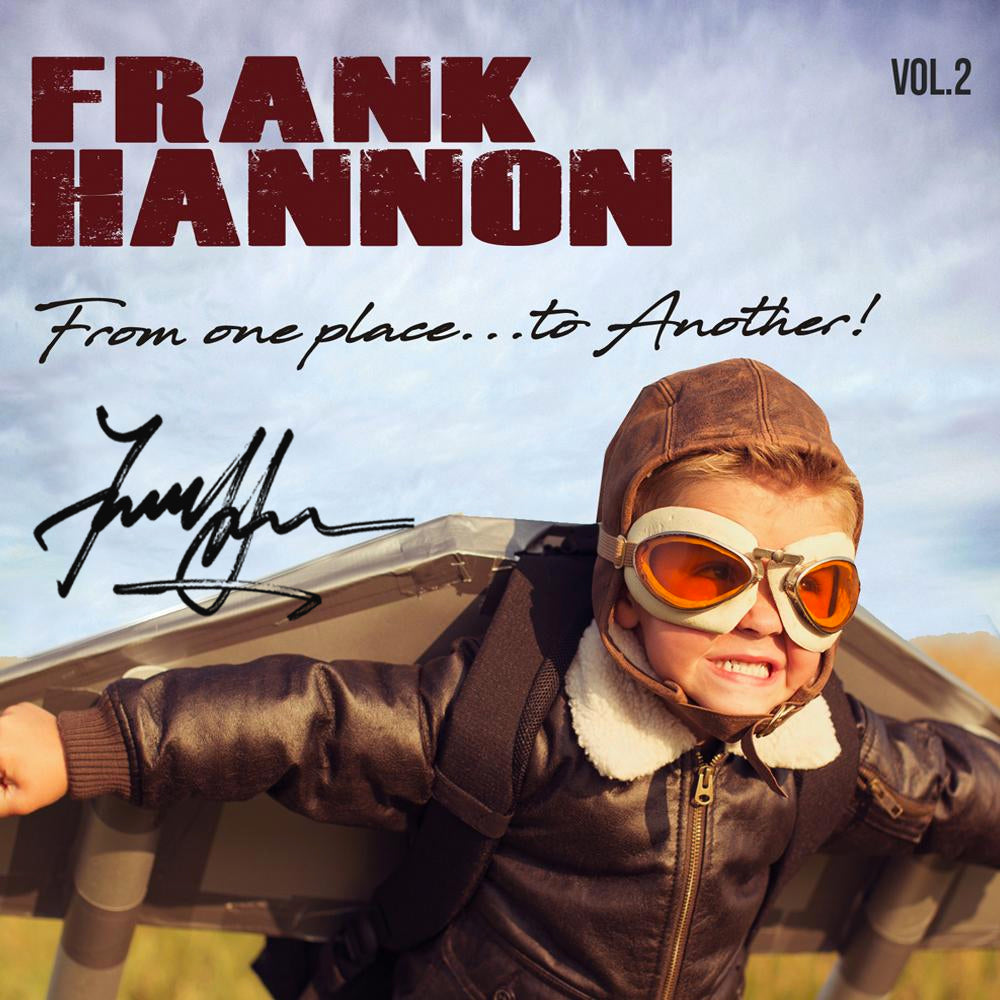 AUTOGRAPHED VOL.2, FROM ONE PLACE...TO ANOTHER! (CD)