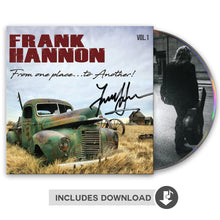 AUTOGRAPHED VOL.1, FROM ONE PLACE...TO ANOTHER! (CD)