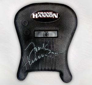 AXE Handler<BR>Hand Signed by FRANK HANNON