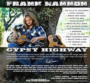 Autographed GYPSY HIGHWAY<br>(CD / includes Digital Download)