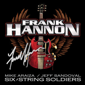 Autographed SIX-STRING SOLDIERS<BR>(CD / includes Digital Download)