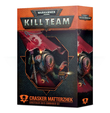 Kill Team: Crasker Matterzhek