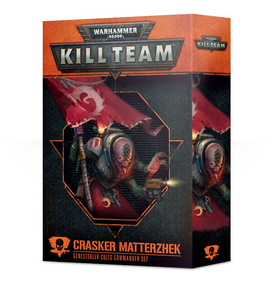 GW 40K: Kill Team: Crasker Matterzhek