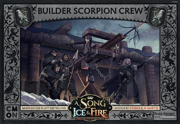 Night's Watch Builder Scorpion Crew