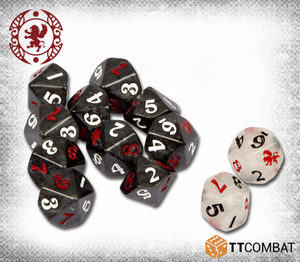 Carnevale Dice Collection