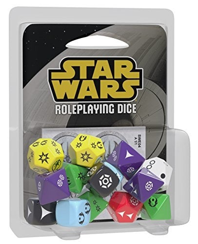 Star Wars: RPG Dice