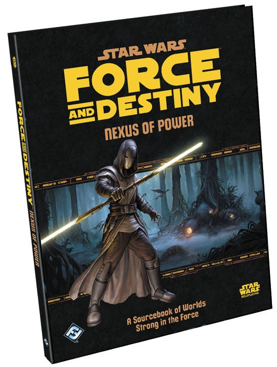 Star Wars: Force and Destiny Nexus of Power