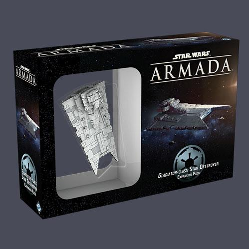 Star Wars: Armada Gladiator Class Star Destroyer