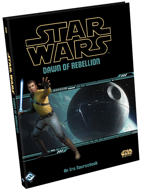Star Wars: Force and Destiny Dawn of Rebellion