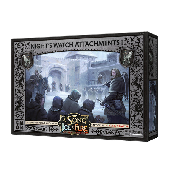 Night's Watch Attachments #1