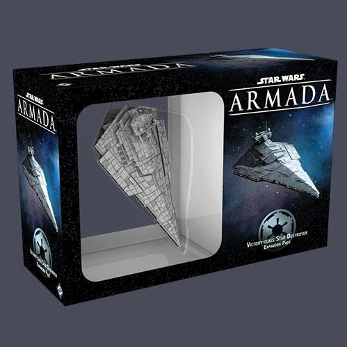 Star Wars: Armada Victory Class Star Destroyer