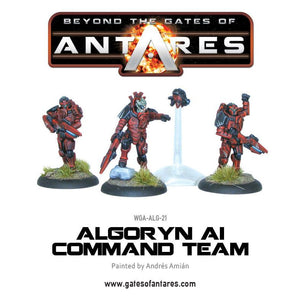 Algoryn Command Team