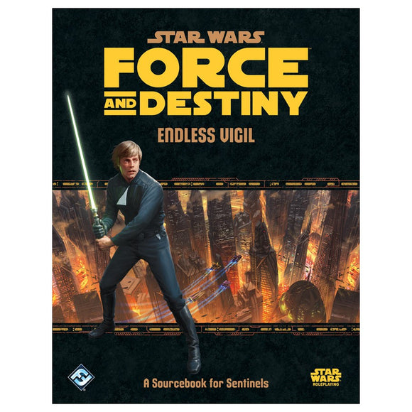 Star Wars: Force and Destiny Endless Vigil