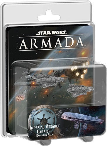 Star Wars: Armada Imperial Assault Carriers