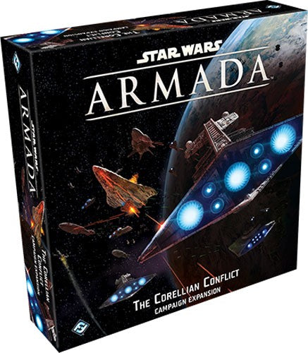 Star Wars: Armada The Corellian Conflict Campaign Expansion