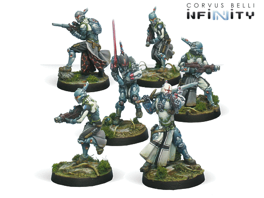 Infinity: PanOceania Military Order Starter Pack