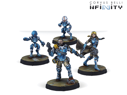 Infinity: Code One Panoceania Support Pack