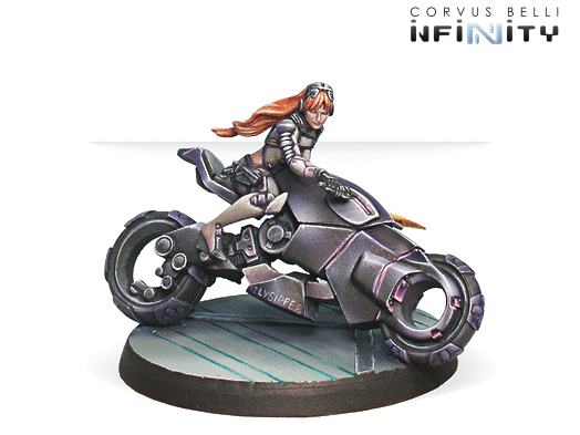 Infinity: Aleph Penthesilea Amazon Warrioress