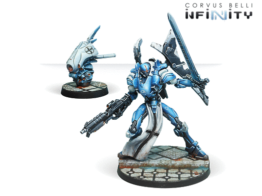 Infinity: PanOceania  Seraph Tag