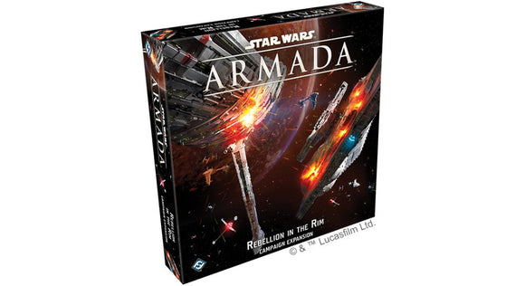Star Wars Armada Rebellion In the Rim Expansion