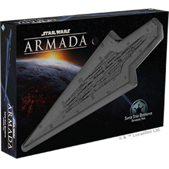 Star Wars: Armada Super Star Destroyer