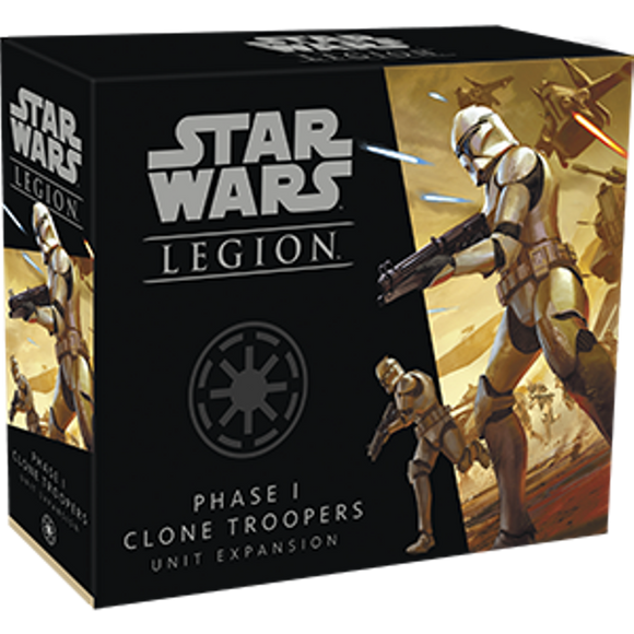 Star Wars Legion: Phase I Clone Troopers
