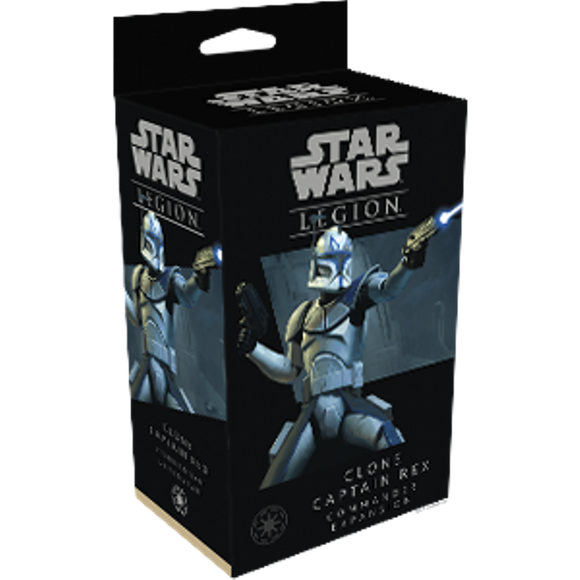 Star Wars Legion: Clone Captain Rex