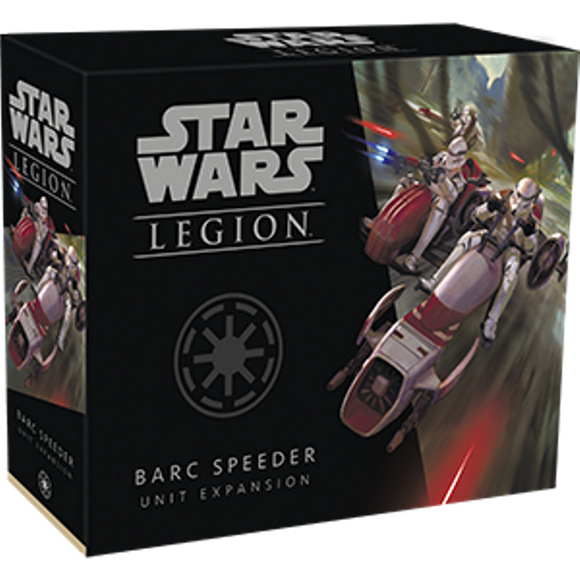 Star Wars Legion: BARC Speeder