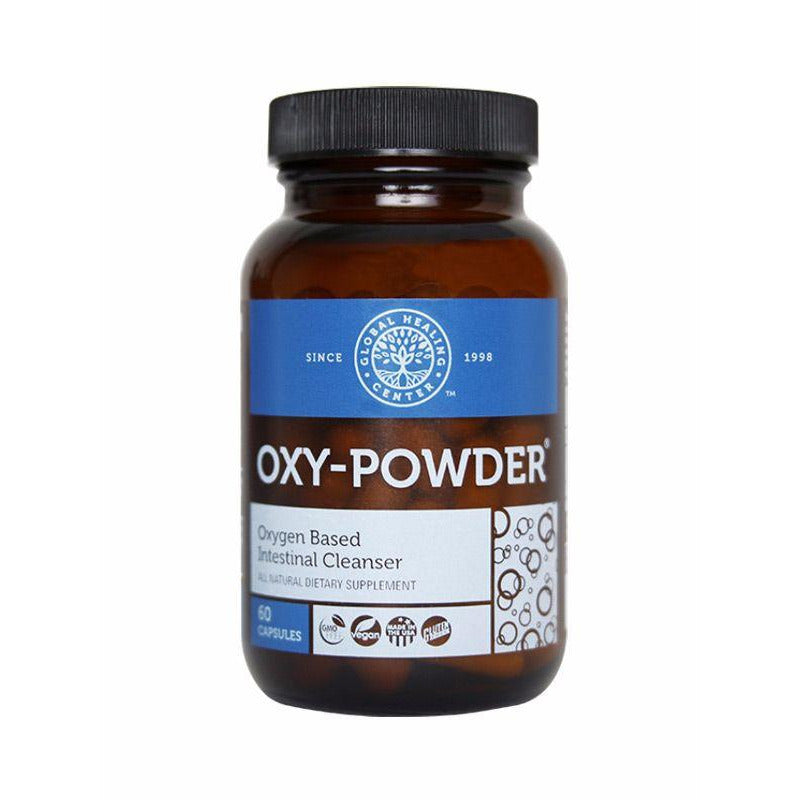 Oxy-powder Intestinal Cleanser (Oxy powder) - 60 capsules