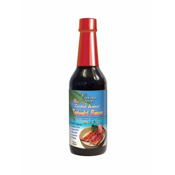 Coconut Secret Coconut Aminos Teriyaki Sauce 296ml