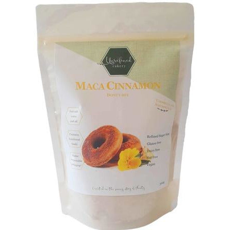 Maca Cinnamon Donut Mix