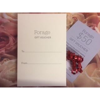 Forage Gift Voucher
