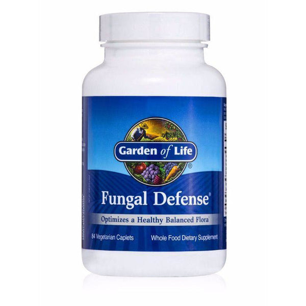 Fungal Defense - 84 capsules  (BB Date 10/20)