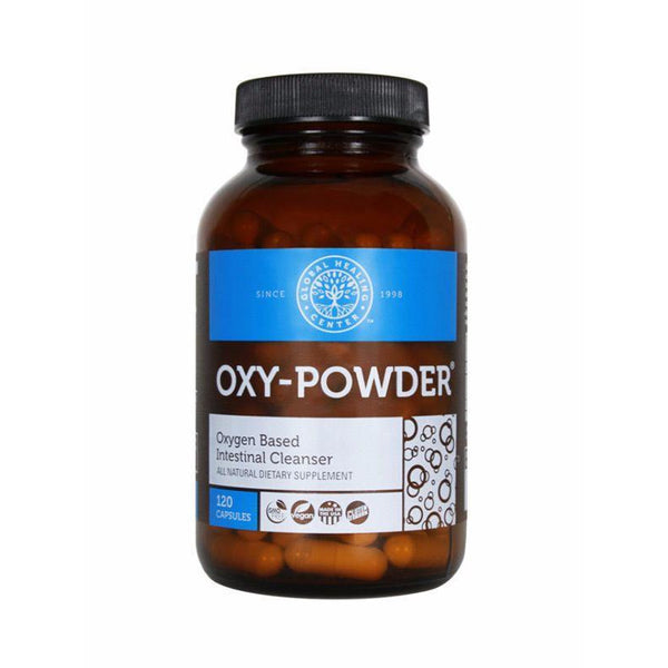 Oxy-powder Intestinal Cleanser (Oxy powder) - 120 capsules