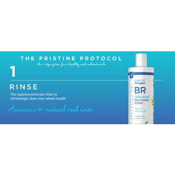 Organic Brushing Rinse 473ml
