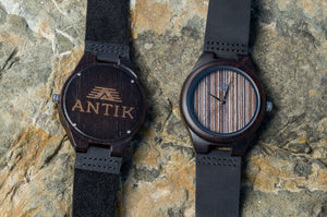 Antik Watches - Khartoum - Men's Wooden Watch