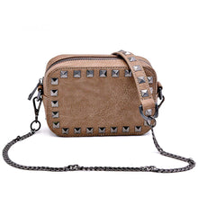 Policy Handbags - The Stunner - Cement Stud