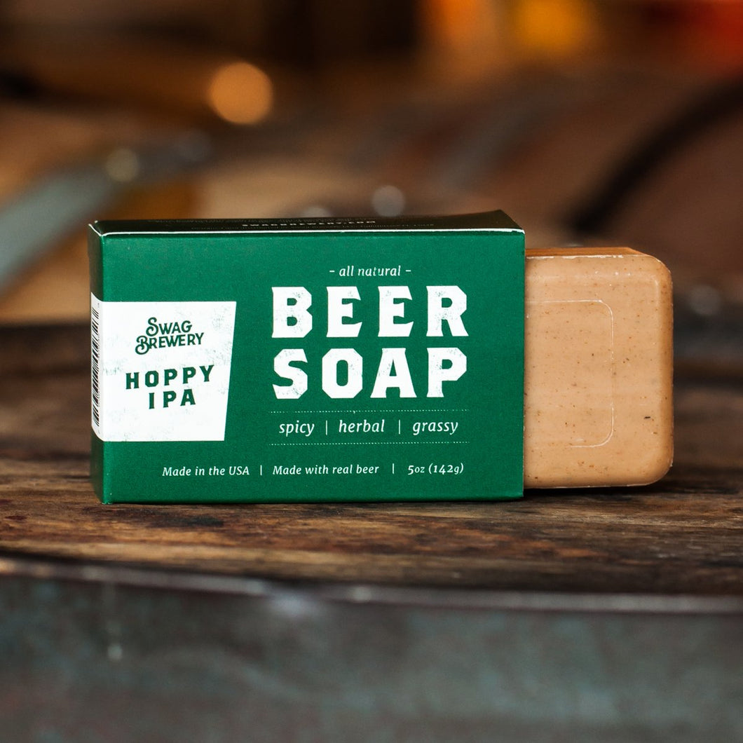 Swag Brewery - Hoppy IPA Beer Soap