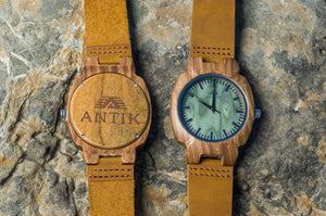 Antik Watches - Ibadan - Men's Wooden Watch