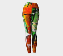 Safari Yoga Leggings