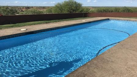 Liquid rubber waterproof coatings now available in 1500 - Waterproof paint for swimming pools ...