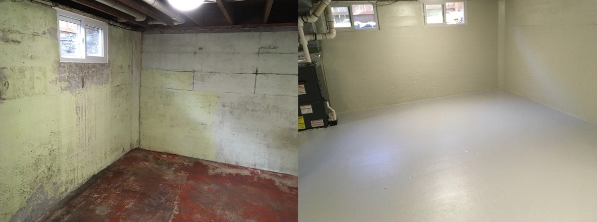 Reasons To Use The Water Sealant Paint For Basement Rubberizeit Basement Waterproofing
