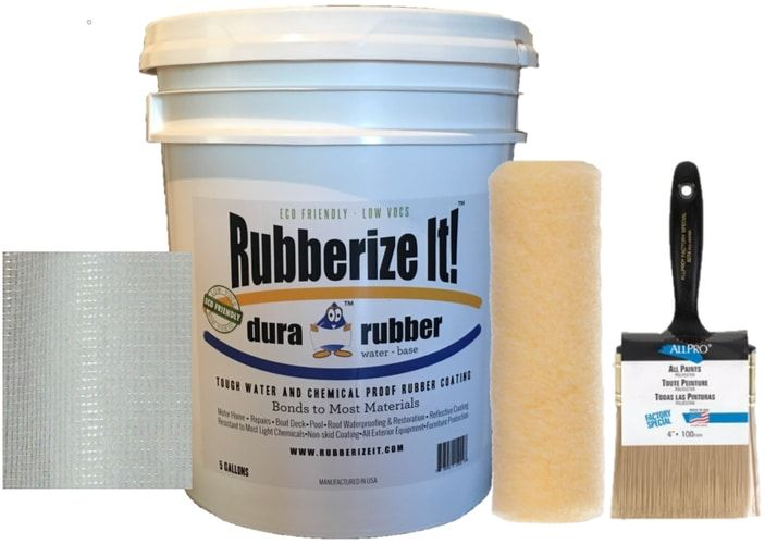 Liquid Rubber Pond Liner / Rubber Pond Coating Products