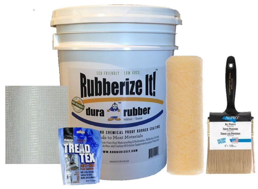 Deck Waterproofing Kit